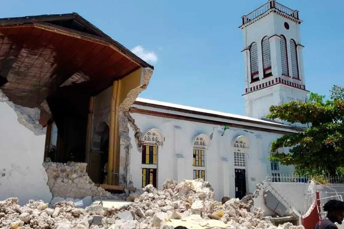 Σεισμός 7,2 Ρίχτερ στην Αϊτή