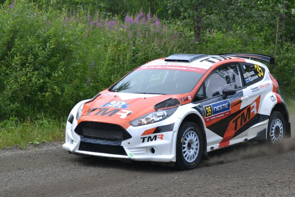Ο Τακαμότο Κατσούτα δεν θα έχει την ευκαιρία να αγωνισθεί στο Ράλι Ακρόπολις, που επέστρεψε μετά από χρόνια στο πρόγραμμα του WRC και θα
