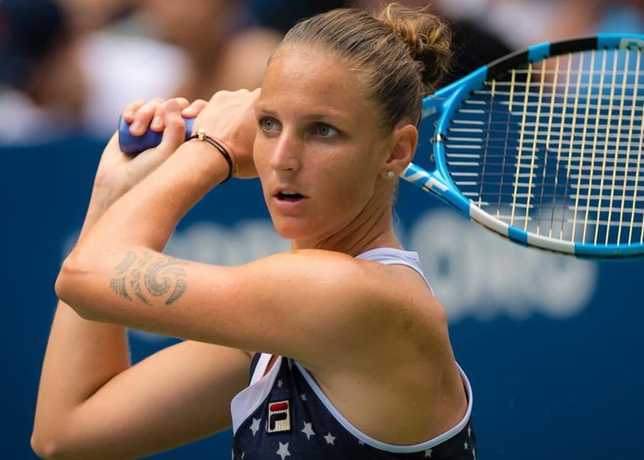Η Καρολίνα Πλίσκοβα δεν δυσκολεύτηκε να ξεπεράσει το εμπόδιο της Αναστασία Παβλιουτσένκοβα και προκρίθηκε στον προημιτελικό του US Open
