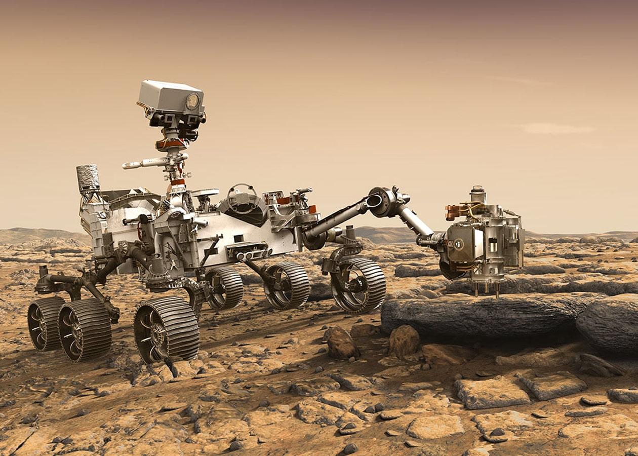 Το ρομποτικό ρόβερ Perseverance (Επιμονή) της Αμερικανικής Διαστημικής Υπηρεσίας (NASA) δικαιολόγησε το όνομα του, καθώς με τη δεύτερηΤο ρομποτικό ρόβερ Perseverance (Επιμονή) της Αμερικανικής Διαστημικής Υπηρεσίας (NASA) δικαιολόγησε το όνομα του, καθώς με τη δεύτερη