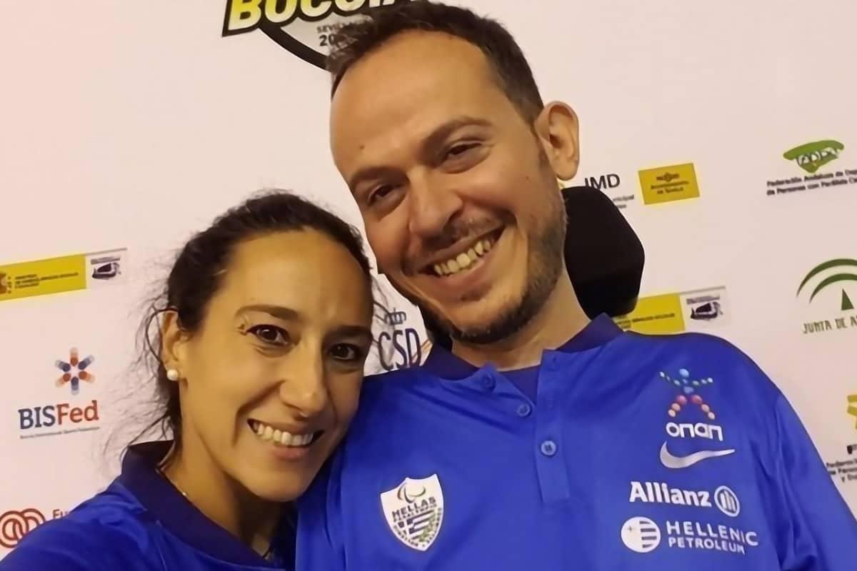 Ακόμα ένα μετάλλιο στους Παραολυμπιακούς αγώνες του Τόκιο για την Ελλάδα