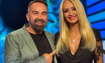Πραγματικά το χρώμα της Σύλιας, άλλαξε όταν άκουσε μέσα στο δωμάτιο επικοινωνίας του Big Brother την κουβέντα που της πέταξε ο Γρηγόρης Γκουντάρας.