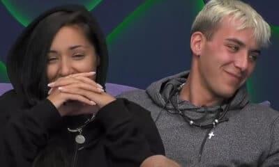 Big Brother spoiler: Έτσι όπως πηγαίνει το πράγμα με τον Πέτσα και την Ανχελίνα, ο ΣΚΑΪ σύντομα θα αλλάξει και σήμανση όταν θα δείχνει το ριάλιτι
