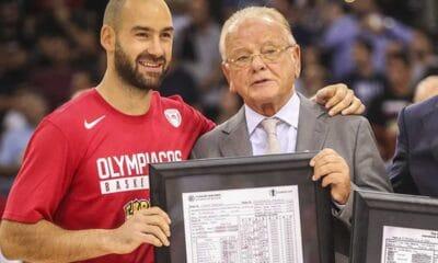 Ίσως ο κορυφαίος προπονητής που είδε ποτέ το Ευρωπαϊκό μπάσκετ ο καθηγητής Ντούσαν Ιβκοβιτς που το όνομα του δέθηκε τόσο με την Ελλάδα