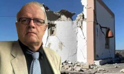 Σοκάρει την κοινή γνώμη η αποκάλυψη για τον σεισμό της Κρήτης, όπου ο σεισμολόγος κύριος Άκης Τσελέντης, είχε ενημερώσει απο την