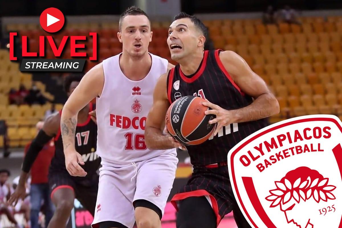 Ολυμπιακός – Ζενίτ live streaming 11/9