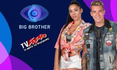 Σάλος έχει δημιουργηθεί με το βίντεο που βγήκε στον αέρα του Big Brother οπου έδειξε τον Παναγιώτη και την Ανχελίτα να πετούν τα πάντα και
