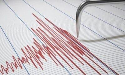Σεισμική δόνηση μεγέθους 3,7 Ρίχτερ έγινε πριν απο λίγη ώρα στην Πάρνηθα. Ο σεισμός που έγινε αισθητός στο λεκανοπέδιο της Αττικής
