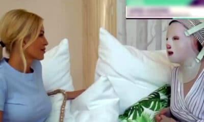 Μια ξεχωριστή συνέντευξη θα δούμε σήμερα μέσα απο την εκπομπή της Κατερίνας Καινούργιου, «Super Κατερίνα» στον Alpha, αφού η παρουσιάστρια