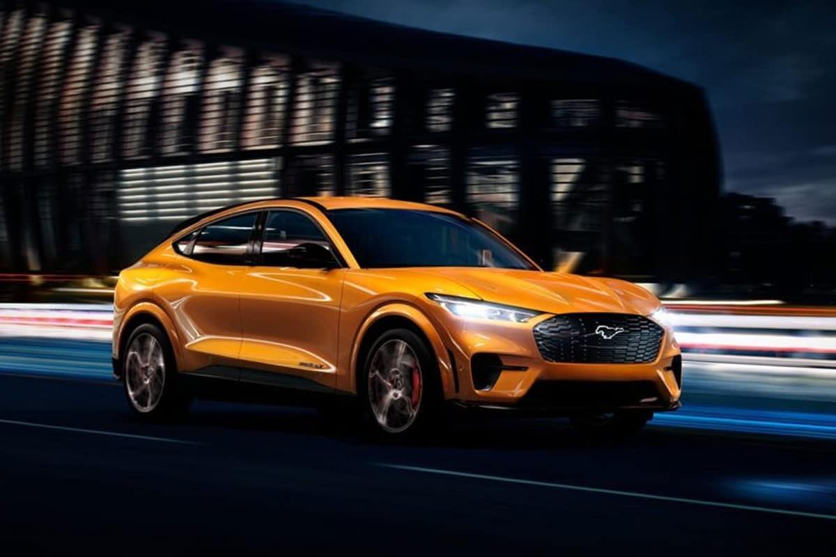 Το Ford Mustang Mach-E στην Ευρώπη κατάκτησε την κορυφή των πωλήσεων στη Νορβηγία